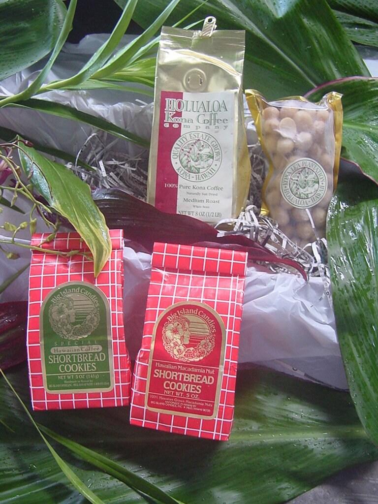 Hawaii Orchid Big Island Gift Box