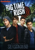 Big Time Rush: Season One Vol. 1 (DVD)
