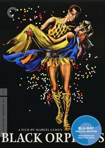 Black Orpheus - Criterion Collection (Blu-ray Disc)