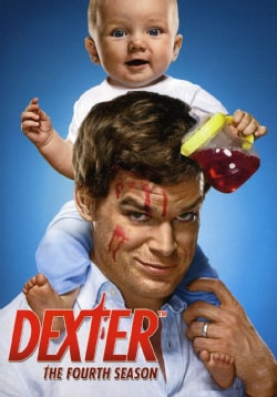 Dexter: The Complete Fourth Season (DVD)
