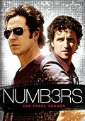 Numb3rs: The Final Season (DVD)