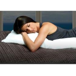Sarah Peyton Home Collection Memory Foam 50x14-inch Full-body Pillow
