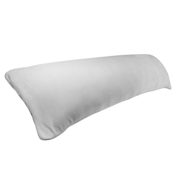 Sarah Peyton Home Collection Shredded Memory Foam 50x18-inch Full-body Pillow