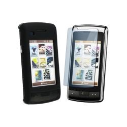Snap-on Case with Screen Protector for LG VX11000