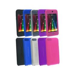 5-piece Skin Cases for Apple iPod Touch