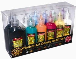 Window Art Deluxe Refill Set (Toy)