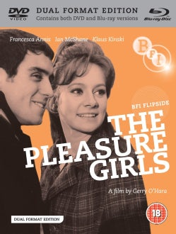 PLEASURE GIRLS (1966) (BLU-RAY)