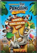 Penguins Of Madagascar: Happy King Julien Day! (DVD)