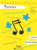 Showtime Piano - Level 2a: Popular; Elementary Playing (Paperback)