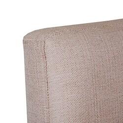 Maison Natural Fabric Queen-size Headboard