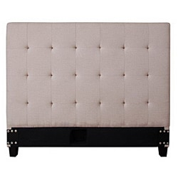 Maison Natural Fabric Full-size Headboard