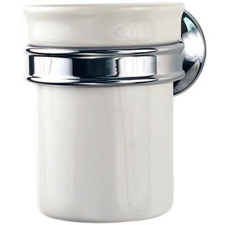 Hansgrohe Axor Montreux Wall-mount Ceramic Tumbler/ Chrome Holder Set