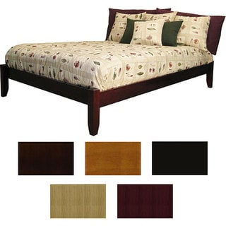 Scandinavia Full-size Platform Bed
