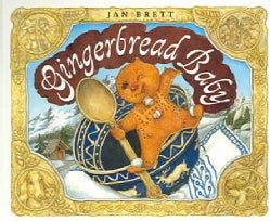 Gingerbread Baby (Board book)