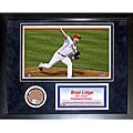 Steiner Sports Brad Lidge 11x14 Mini Dirt Collage