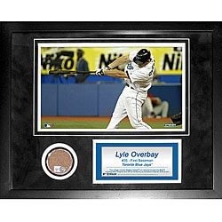 Steiner Sports Lyle Overbay 11x14 Mini Dirt Collage