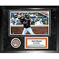 Steiner Sports Jose Reyes Mini Dirt Collage