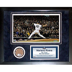 Steiner Sports Mariano Rivera Mini Dirt Collage