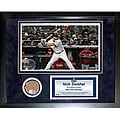 Steiner Sports Nick Swisher 11x14 Mini Dirt Collage