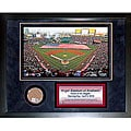 Steiner Sports Angel Stadium Mini Dirt Collage