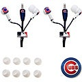 Nemo Digital MLB Chicago Cubs Earbud Headphones (Pack of 2)