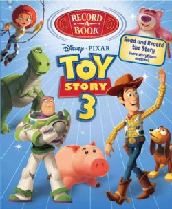 Toy Story 3 Record-a-Book (Hardcover)