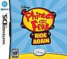 Nintendo DS - Phineas and Ferb Ride Again- By Disney Interactive
