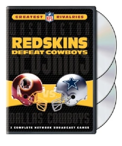 NFL's Greatest Rivalries: Washington Vs. Dallas (DVD)
