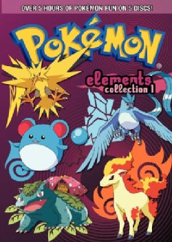 Pokemon Elements Collection: Part 1 (DVD)