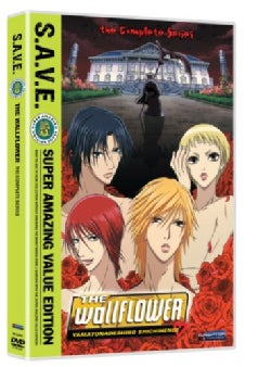 The Wallflower: The Complete Collection S.A.V.E. (DVD)