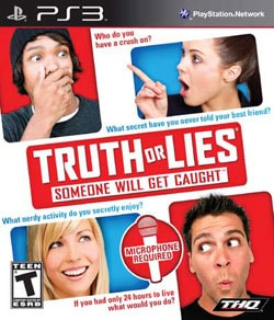 PS3 - Truth or Lies - By THQ