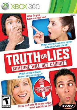 Xbox 360 - Truth or Lies - By THQ