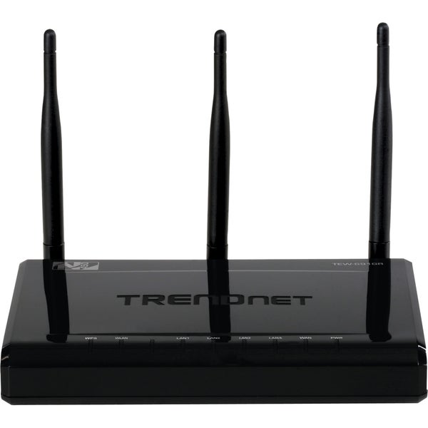 TRENDnet - 450Mbps Wireless N Gigabit Router