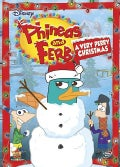 Phineas And Ferb: A Very Perry Christmas (DVD)