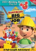 Handy Manny: Big Construction Job (DVD)