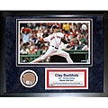 Steiner Sports Clay Buchholz Mini Dirt Collage