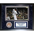 Steiner Sports Miguel Cabrera Mini Dirt Collage