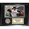 Steiner Sports Bobby Crosby 11x14 Mini Dirt Collage