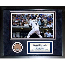 Steiner Sports David Eckstein 11x14 Mini Dirt Collage