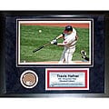Steiner Sports Travis Hafner 11x14 Mini Dirt Collage