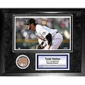 Steiner Sports Todd Helton 11x14 Mini Dirt Collage