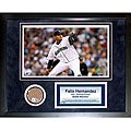 Steiner Sports Felix Hernandez 11x14 Mini Dirt Collage