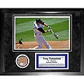 Steiner Sports Troy Tulowitzki 11x14 Mini Dirt Collage