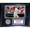 Steiner Sports Chase Utley 11x14 Mini Dirt Collage