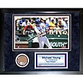 Steiner Sports Michael Young 11x14 Mini Dirt Collage