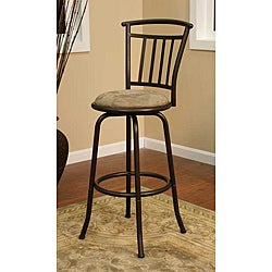 Mayer Coco Metal Bar Stool