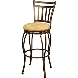Tonto Topaz Metal Bar Stool