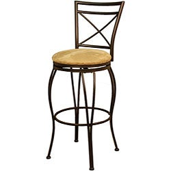 Mercury Coco Metal Counter Stool