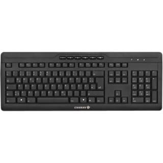 Cherry eVolution STREAM XT Corded Multimedia Keyboard