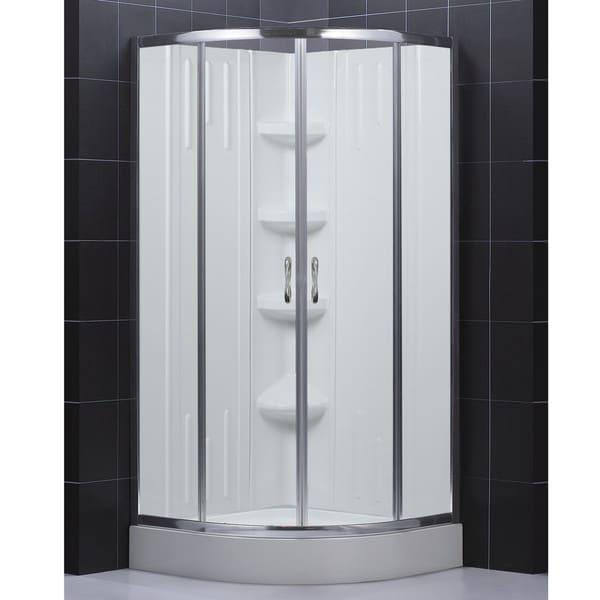 DreamLine 32x32 Inch Complete Shower Kit 12929201 Shopping